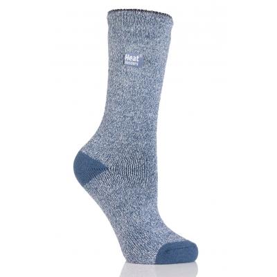 HEAT HOLDERS LITE  kojinės moterims, džinsinės