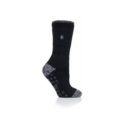 Neslystančios šiltos moteriškos kojinės, šlepetės HEAT HOLDERS