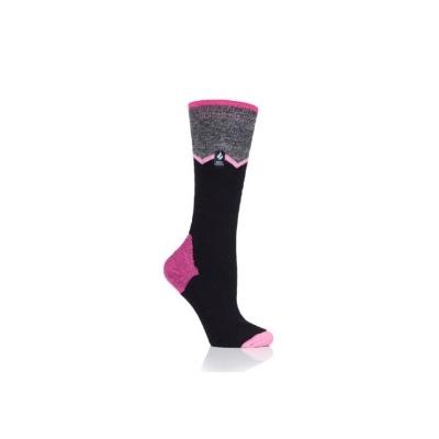 Slidinėjimo kojinės moterims itin plonos, HEAT HOLDERS ULTRA LITE