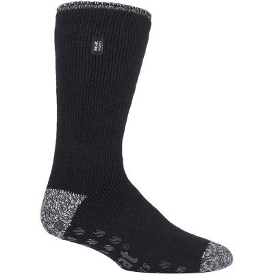 Šiltos kojinės vyrams neslystačiu padu