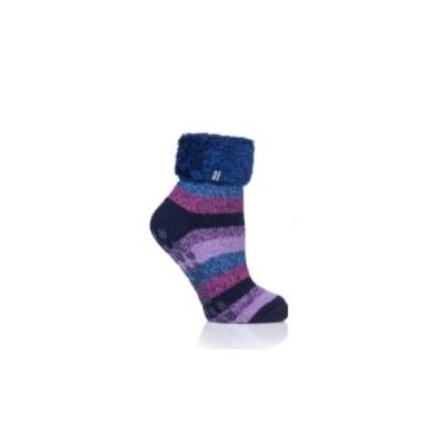 HEAT HOLDERS LOUNGE kojinės-šlepetės moterims