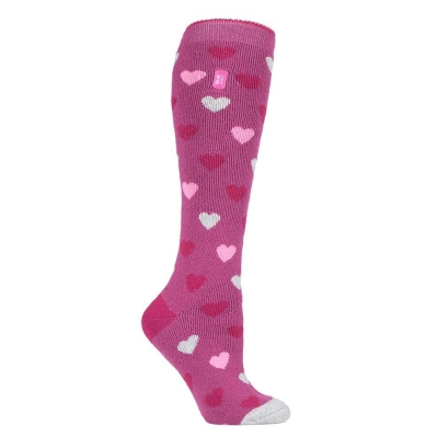 Šiltos moteriškos kojinės iki kelių vidutinio storumo, HEAT HOLDERS LITE