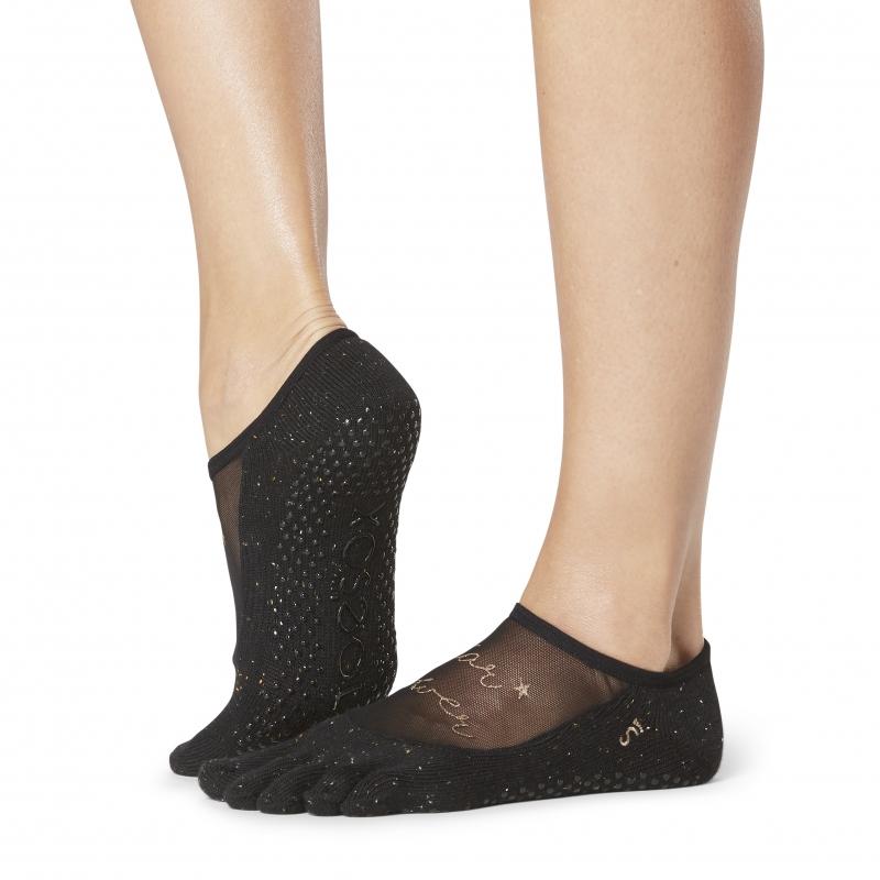 Pirštuotos neslystančios kojinės, Luna, Starpower/ ToeSox