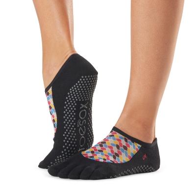 Pirštuotos neslystančios kojinės, Luna, Tourist/ ToeSox