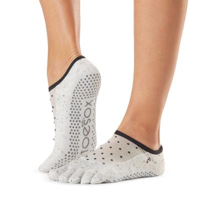 Pirštuotos neslystančios kojinės, Luna, Stargaze/ ToeSox