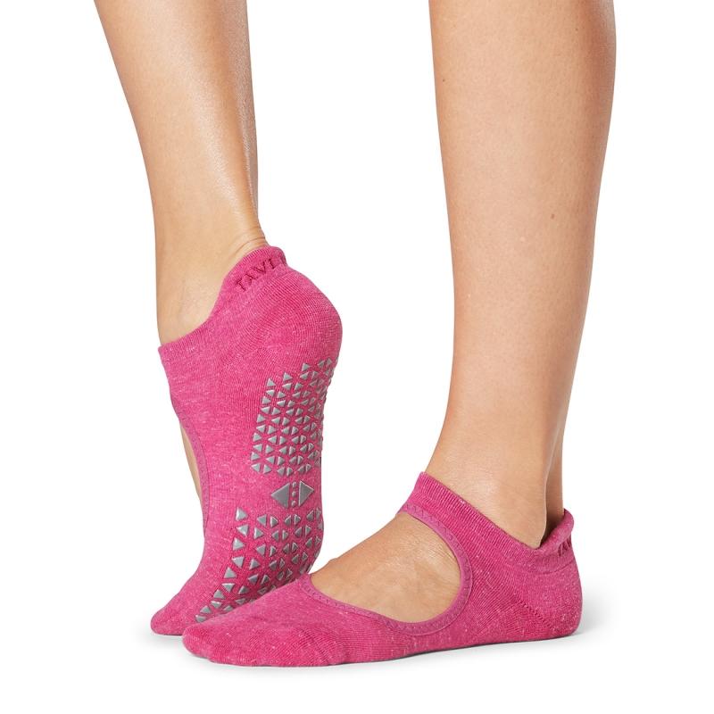Neslystančios kojinės sportui, Emma, Bloom/ Tavi Noir