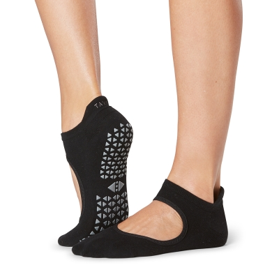 Neslystančios kojinės sportui, Emma, Ebony/ Tavi Noir