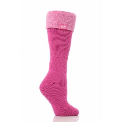 Šiltos ilgos kojinės moterims HEAT HOLDERS