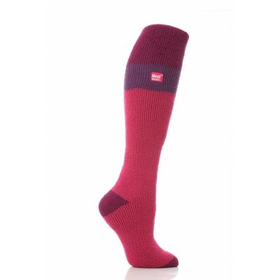 Šiltos slidinėjimo kojinės moterims