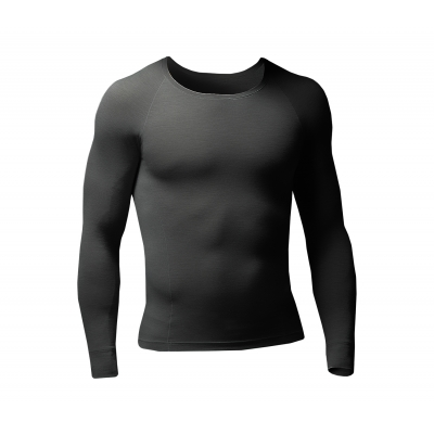 Apatiniai termo marškinėliai vyrams HEAT HOLDERS, juodi